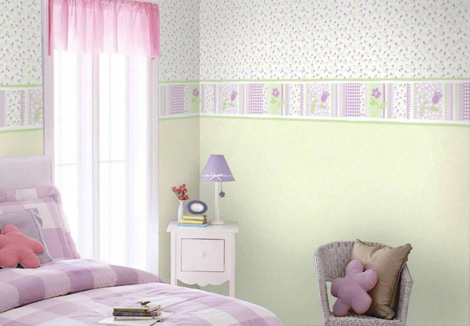 Nuevos papeles infantiles decoral alfombras papeles for Papeles vinilicos para empapelar