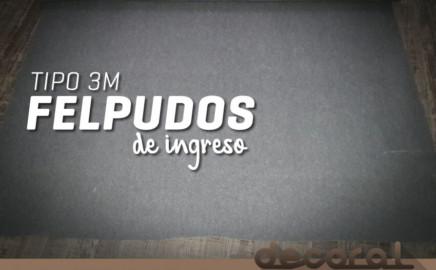 Felpudos de Ingreso